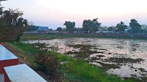 Nong Bua Reservoir Kantharawichai