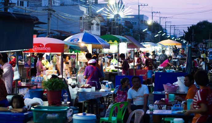 Night market-Street_food